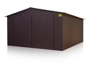 Mobilgarázs 4x6 két oldalra lejtő BTX 8017